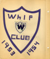 092_Whip Club_1953 and 1954